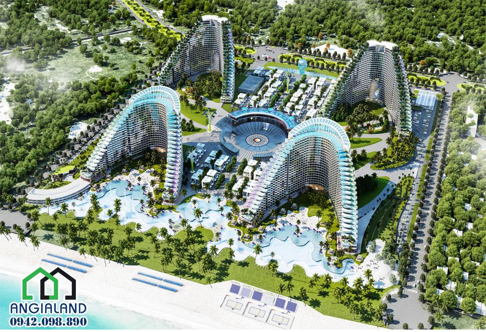 Tổng quan dự án Condotel The Arena Cam Ranh
