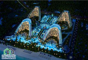 Bán căn hộ condotel The Arena Cam Ranh thiết kế độc nhất vô nhị