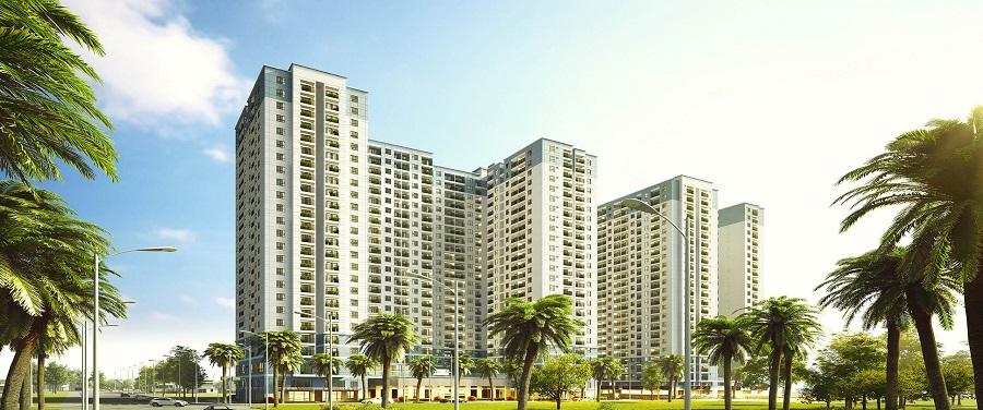 Cho thuê căn hộ chung cư M One Nam Sài Gon Quận 7 - Nhiều căn hộ cho thuê mini giá rẻ