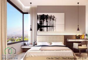 Bán căn hộ KingDom 101 ngay tại trung tâm Quận 10 LH 0942098890