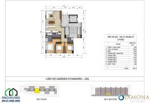 Bán căn hộ Jamona Sky Villas ngay trung tâm Quận 7 LH 0942098890