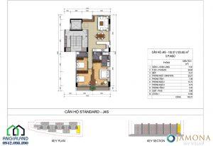 Bán can ho chung cu Jamona sky Villas 3pn 2wc với giá ưu đãi  Quận 7 LH- 0942098890