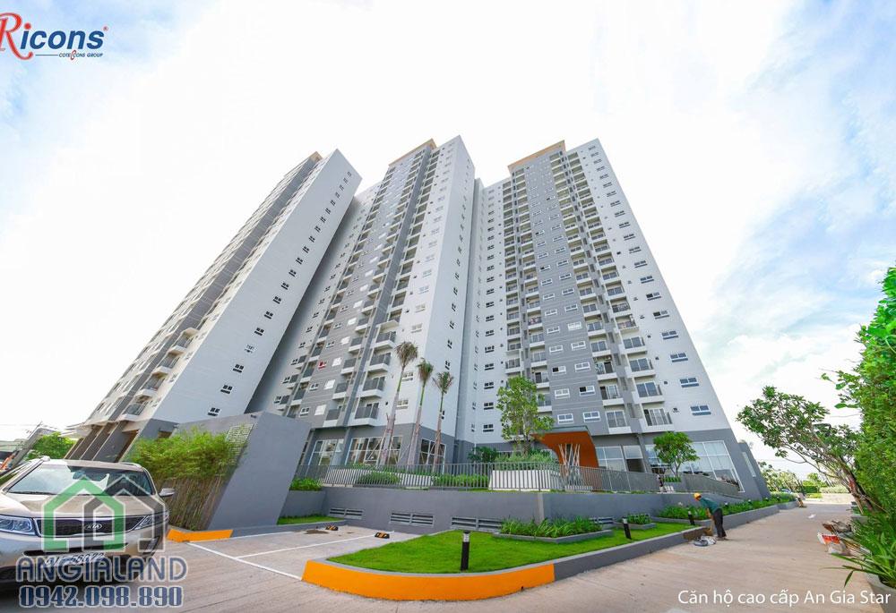 Khu căn hộ Angia Star – Q. Bình Tân