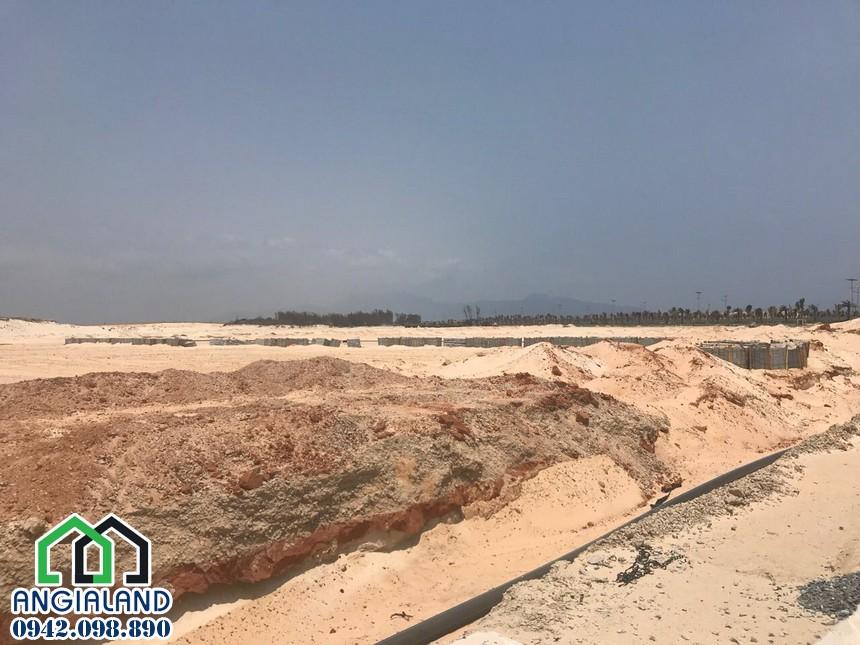 Hiện trạng xây dựng dự án KN Paradise Cam Ranh 29/03/2018 - Hỗ trợ xem thực tế tại Cam Ranh - Liên hệ 0942.098.890