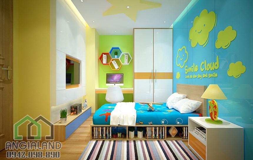 Nhà mẫu căn hộ 2 phòng ngủ của dự án Wilton Tower Quận Bình Thạnh