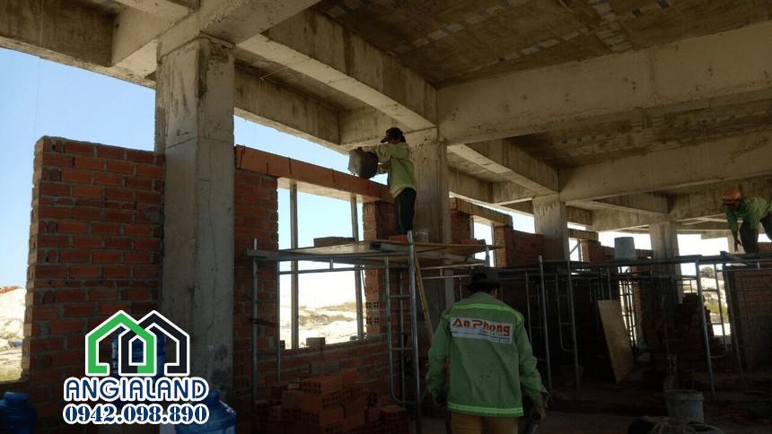 Tiến đồ xây dựng Arena ngày 10-10 .Liên hệ Xem nhà 0942.098.890