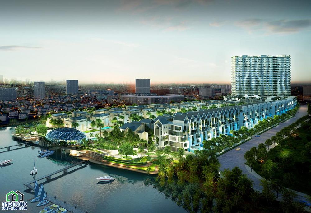 Khi hình thành dự án PRM Evergreen sẽ tạo nên một khu phức hợp dân cư hiện đại, sang trọng