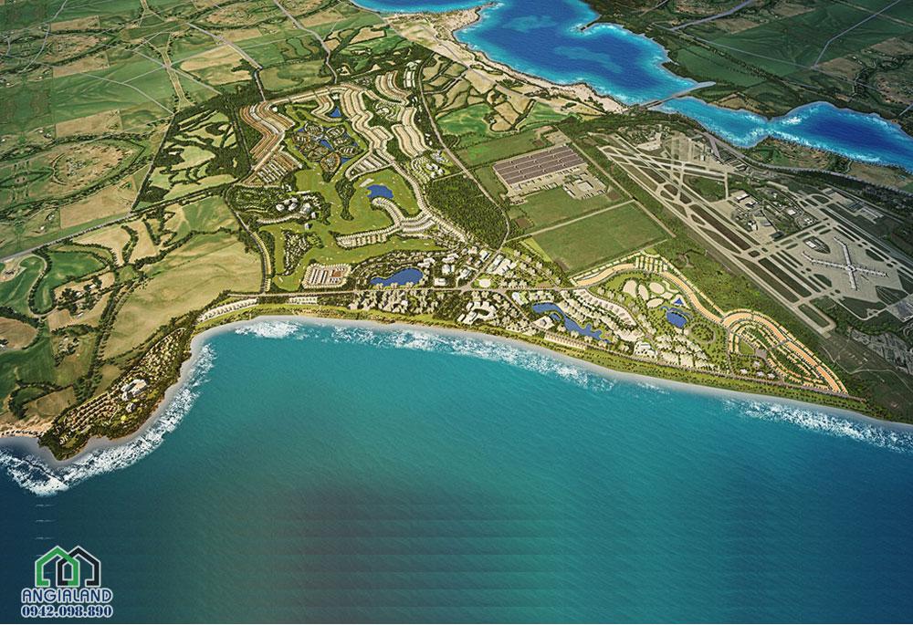 Siêu dự án đất nên KN Paradise Cam Ranh