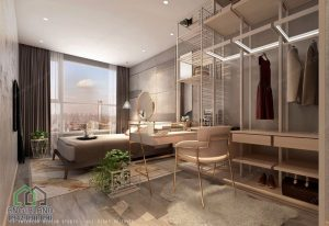 Cho thuê căn hộ Charmington Iris cao cấp với giá cực tốt