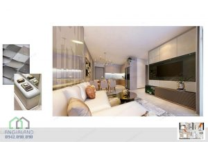 Bán dự án căn hộ Charmington Iris mặt tiền đường Tôn Thất Thuyết view 3 mặt sông