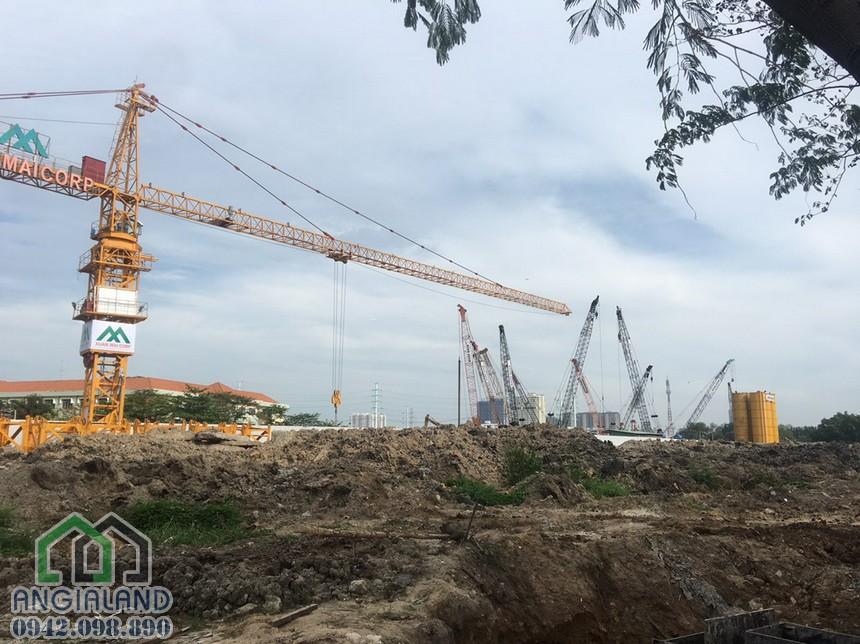 Tiến độ xây dựng dự án căn hộ chung cư Eco Green Sài Gòn Quận 7 10/05/2018Tiến độ xây dựng dự án căn hộ chung cư Eco Green Sài Gòn Quận 7 10/05/2018