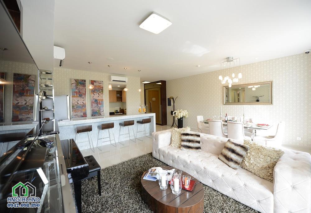 Nhà mẫu dự án căn hộ Vista Verrde Quận 2