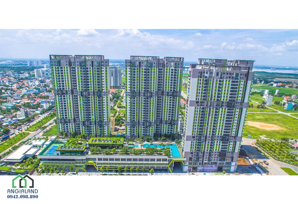 Phối cảnh dự án căn hộ Vista Verde Đồng Văn Cống, Thạnh Mỹ Lợi, Quận 2, Thành Phố Hồ Chí Minh