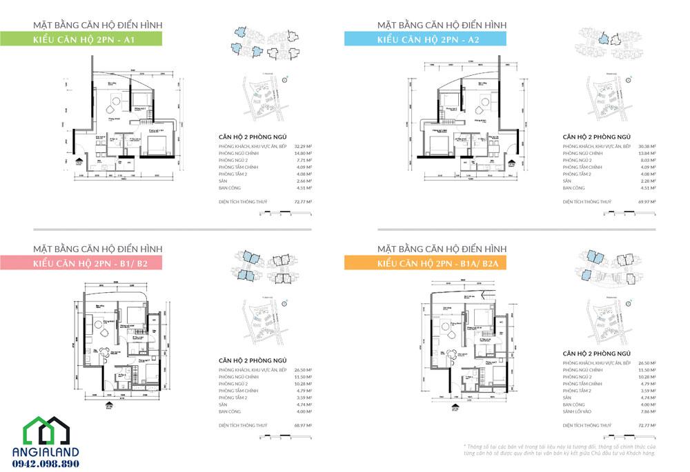 Thiết kế mặt bằng dự án Tnr Kenton Node lh xem nhà 0942.098.890