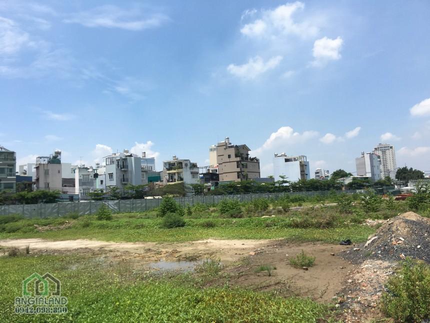 Tiến độ xây dựng căn hộ Charmington Iris Quận 4 tháng 05/2018
