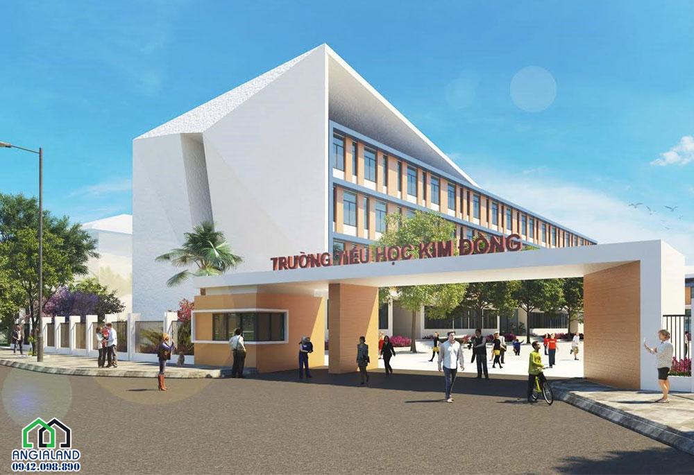 Trường học ngay bên trong dự án