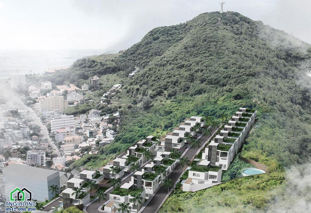 dự án biệt thự Biển ,Condotel The Relag Vũng Tàu