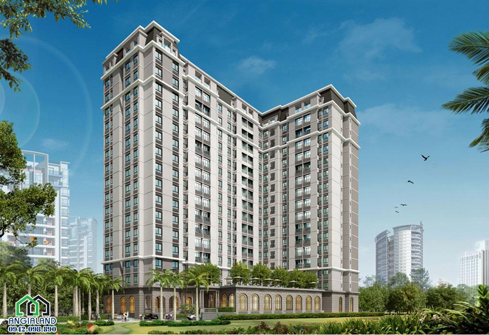 Thông căn chi tiết căn hộ chung cư Asiana Phú LâmQuận 6