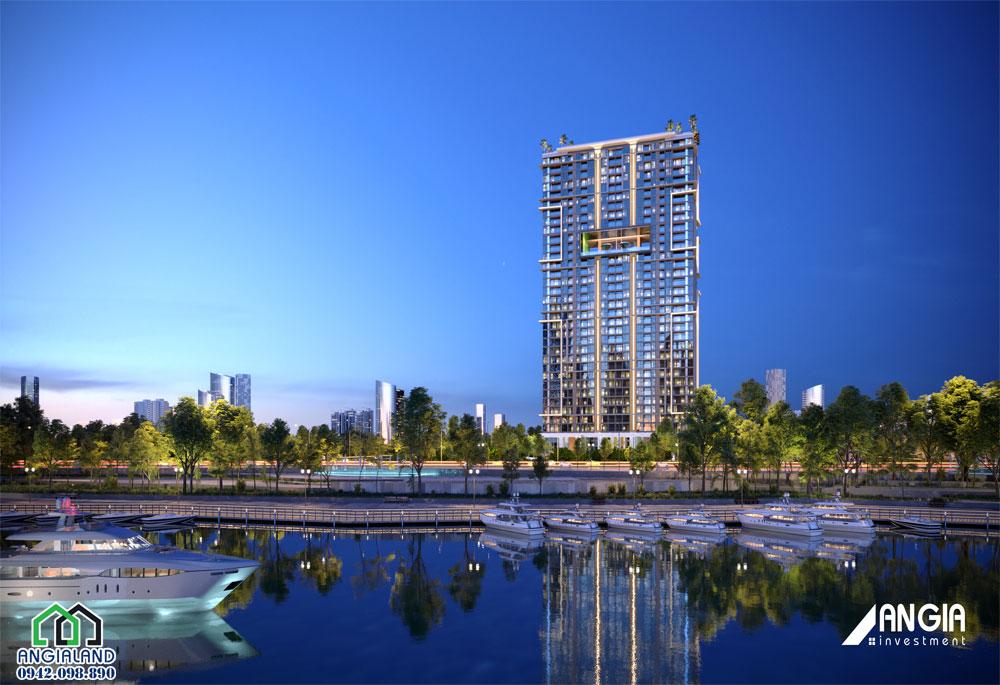 Dự án căn hộ chung cư Sky 89 Quận 7