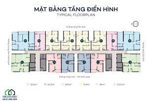 Thiết kế căn hộ Sky 89 Hoàng Quốc Việt Quận 7