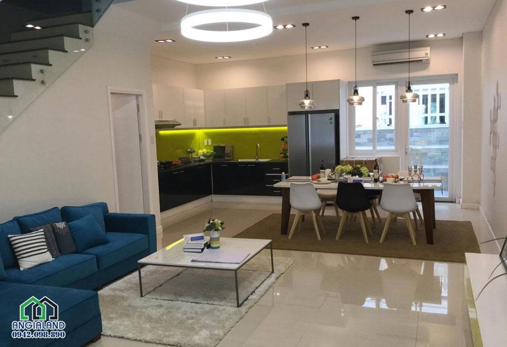 Thiết kế nhà mẫu dự án Corona City Khang Điền Bình Chánh