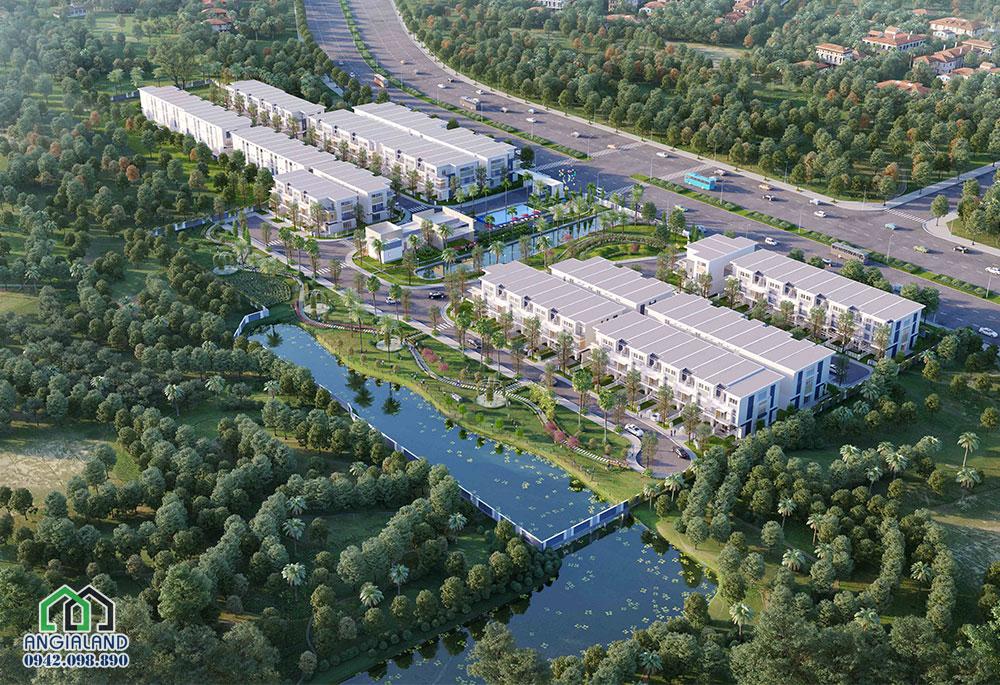 Giới thiệu dự án nhà phố Rosita Garden Quận 9