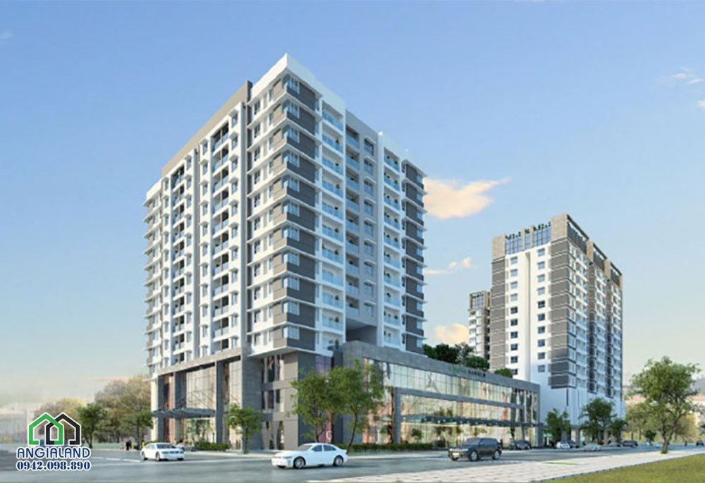 Dự án căn hộ Cộng Hòa Garden Quận Tân Bình