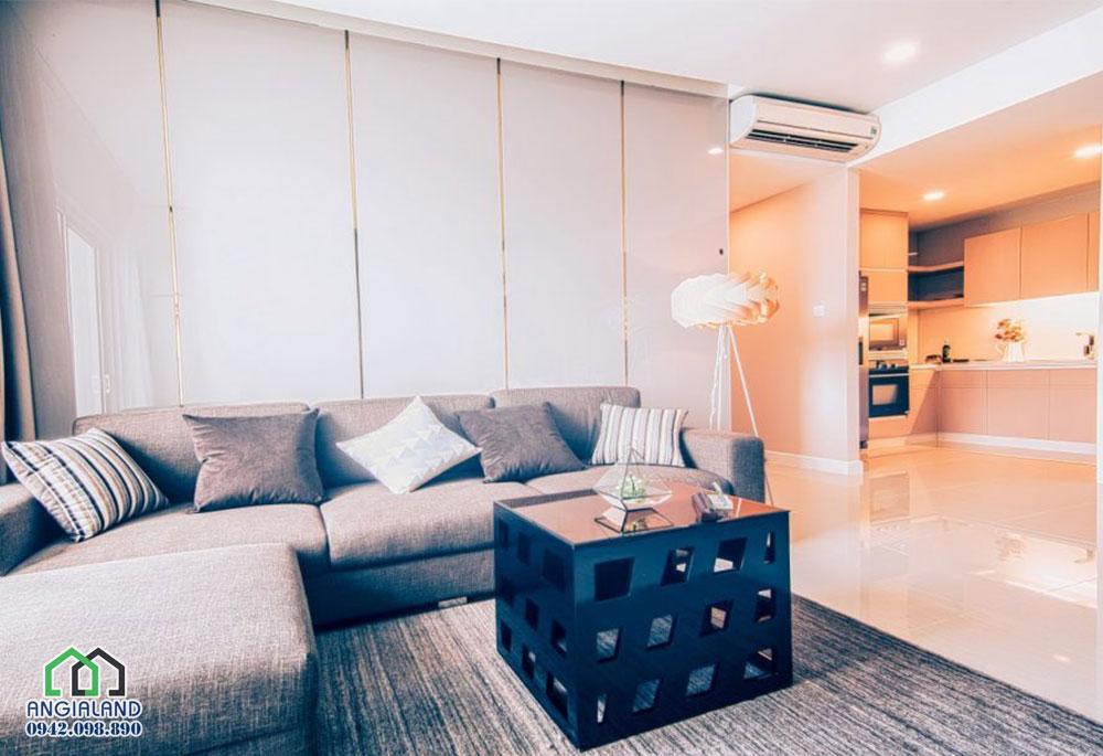 Nhà mẫu dự án căn hộ Cộng Hòa Garden Quận Tân Bình