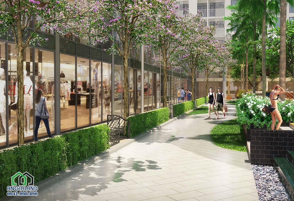 Tiện ích dự án căn hộ chung cư Jamila Khang Điền Quận 9