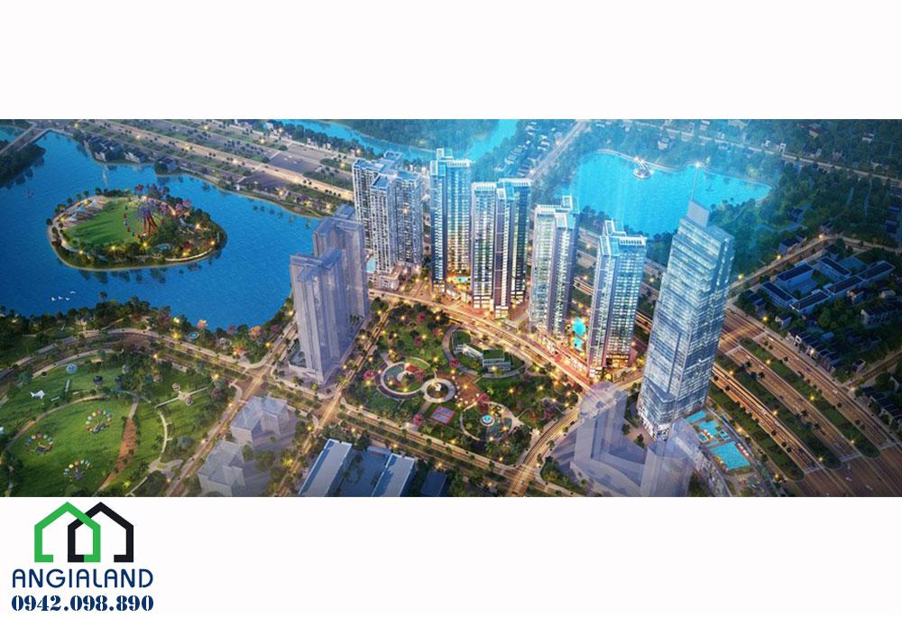 Dự án căn hộ chung cư Eco Green Sài Gòn Quận 7