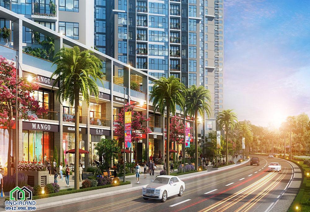 Tiện ích đẳng cấp tại dự án Eco Green Sài Gòn Quận 7