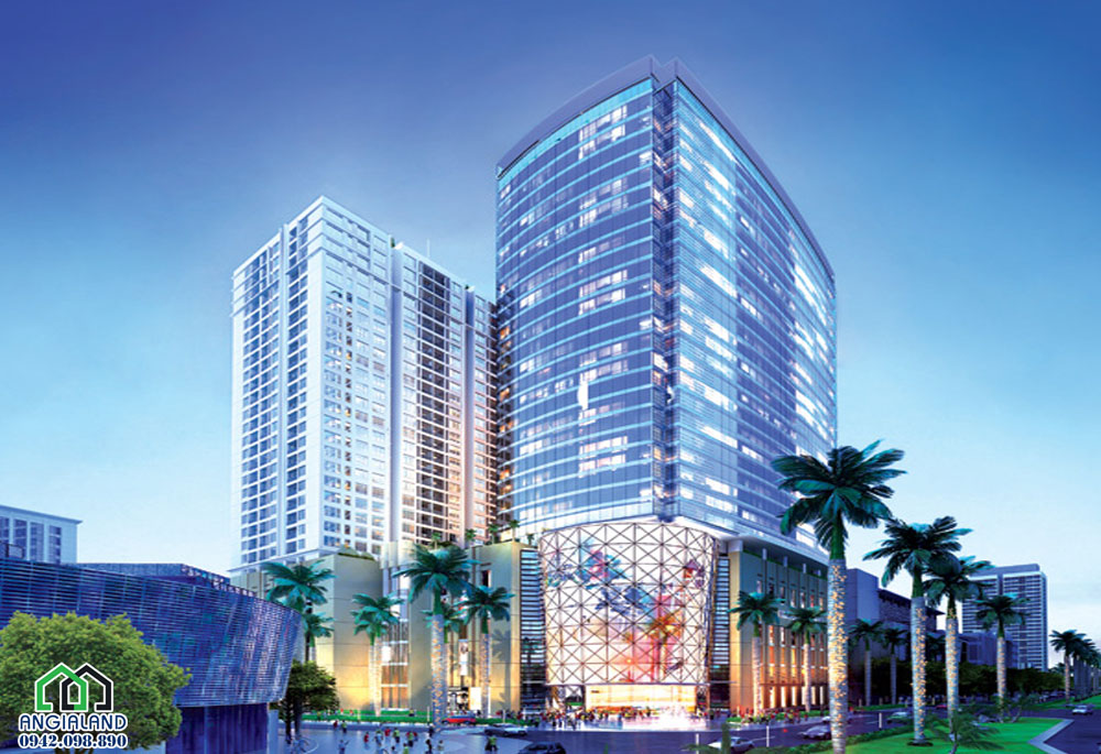 dự án căn hộ Vinhomes Nguyễn Chí Thanh