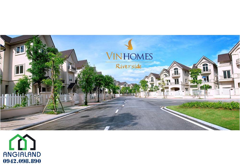 Dự án Vinhomes Riverside