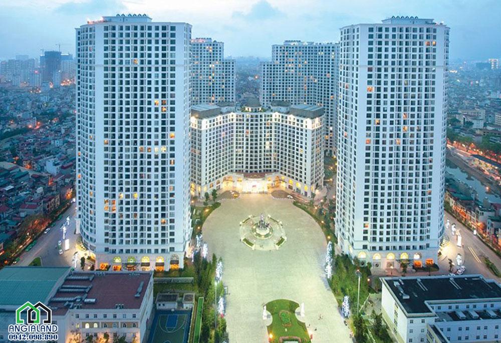 dự án căn hộ Vinhomes Royal City