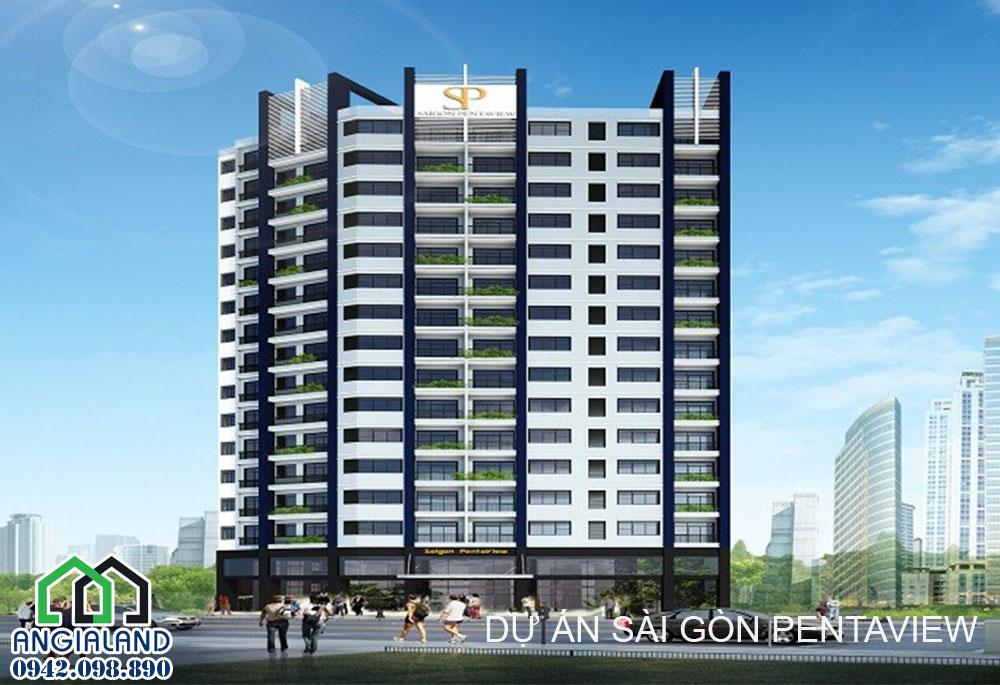 Dự án Sài Gòn Pentaview Quận Bình Thạnh