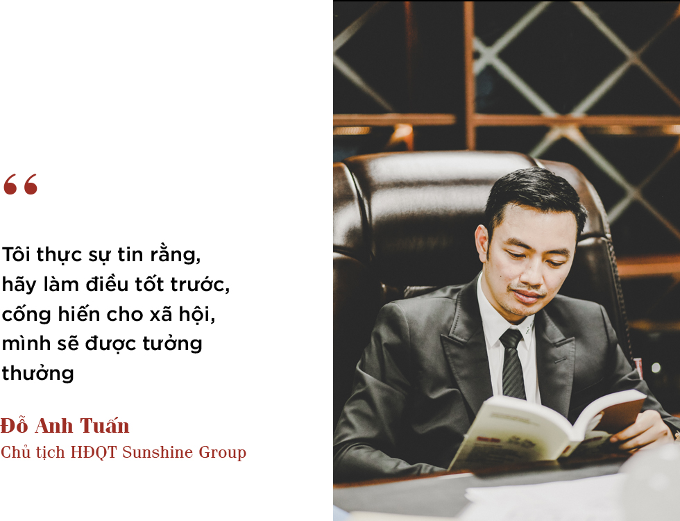 Đỗ Anh Tuấn chủ tịch HĐQT Sunshine Group