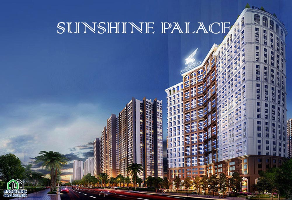 Dự án Sunshine Palace