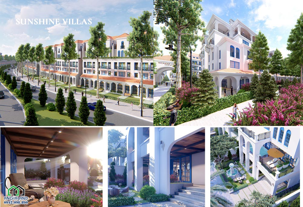 Dự án Sunshine Villas