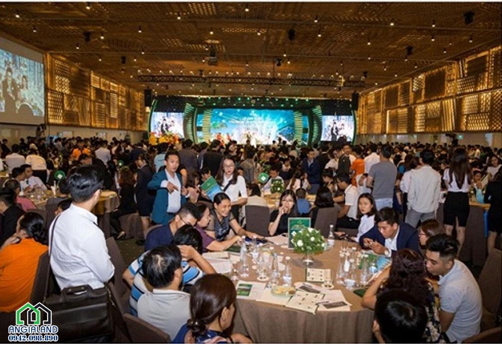 Lễ ra mắt tòa HR1 dự án Eco Green Sài Gòn