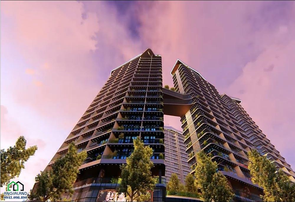 Dự án căn hộ Sunshine Royal Garden Sky VillaQuận 7