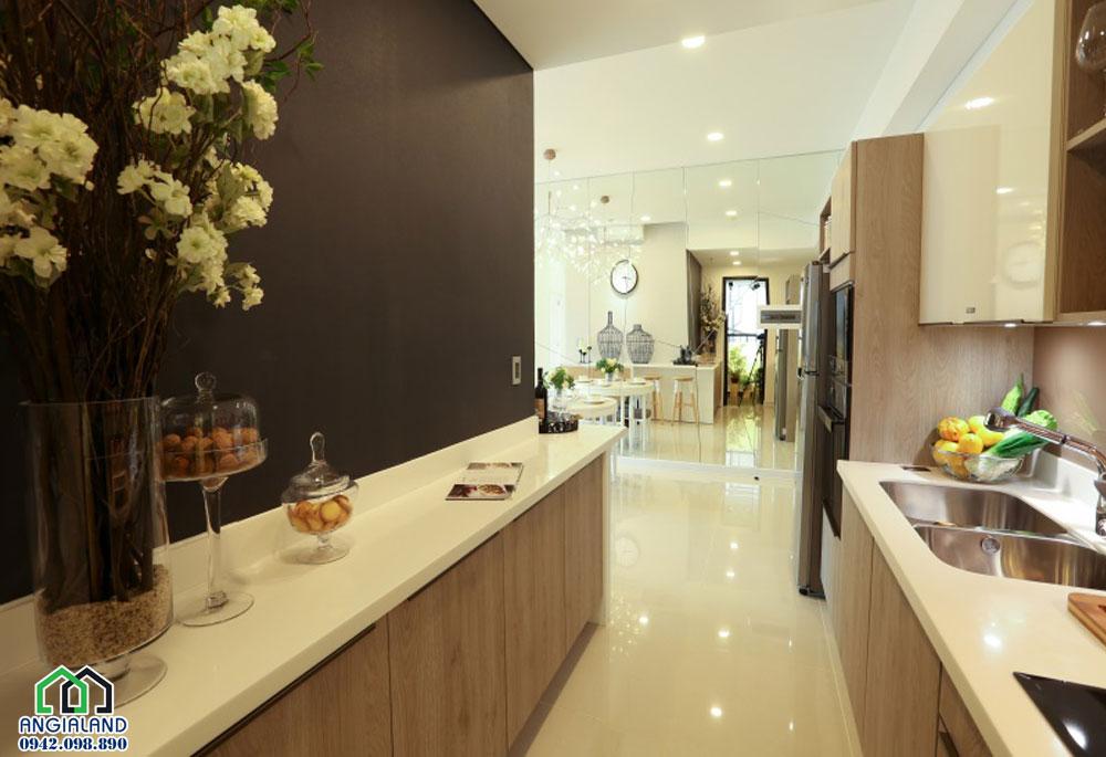 nhà mẫu dự án chung cư ascent Plaza Bình Thạnh