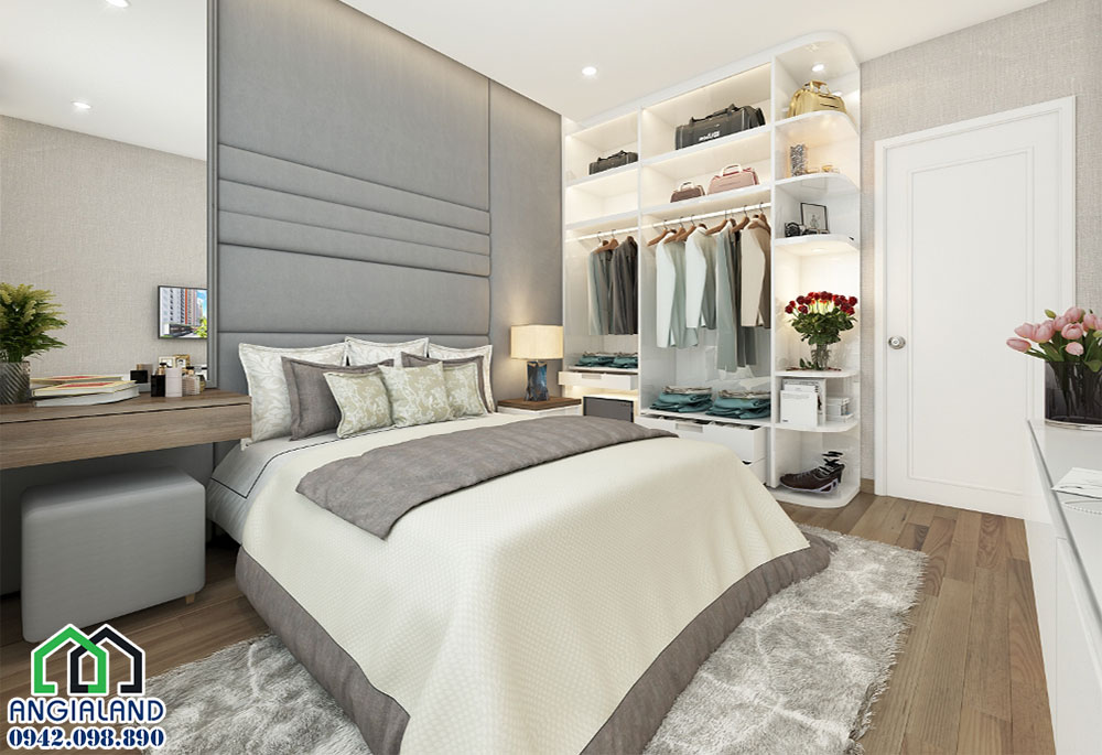 Nhà mẫu căn hộ thông minh Smartel SignialQuận 7.