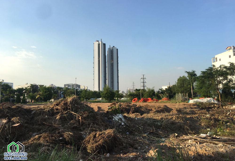 Tiên độ dự án căn hộ Sunshine Citi Sài Gòn 11/10/2018