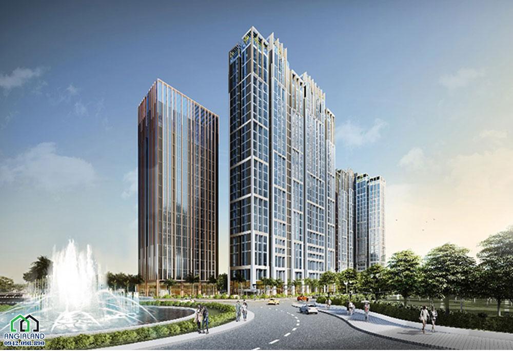 Mua bán cho thuê dự án căn hộ chung cư CitiAlto Quận 2 Đường Phú Thuận chủ đầu tư Kiến Á
