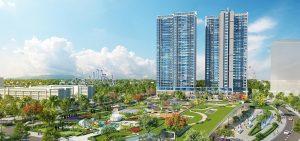 Thiết kế dự án căn hộ Eco Green Sài Gòn Đường Nguyễn Văn Linh Quận 7