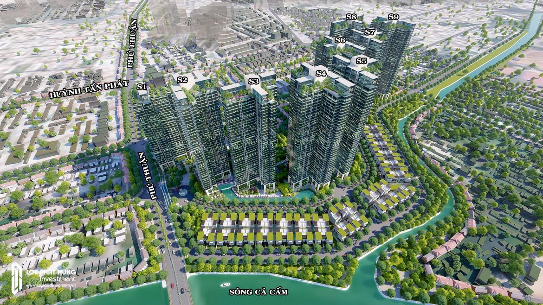 Sunshine City SaiGon dự án đột phá tại thị trường BĐS Tp.Hồ Chí Minh