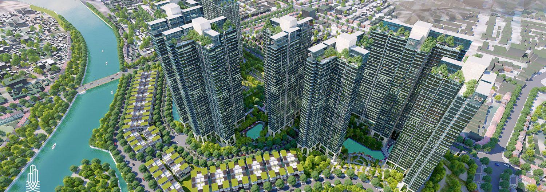 Mua bán cho thuê dự án căn hộ chung cư Sunshine City Sài Gòn Quận 7 Đường Phú Thuận chủ đầu tư Sunshine Group