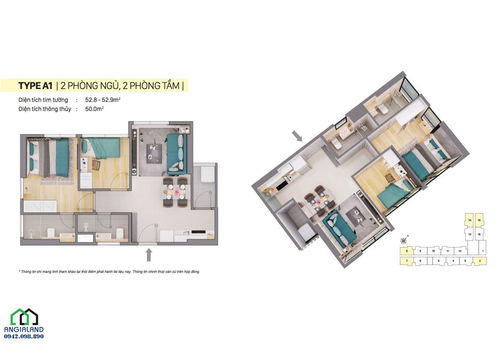 Thiết kế dự án căn hộ chung cư CitiAlto Quận 2 Đường Phú Thuận chủ đầu tư Kiến Á