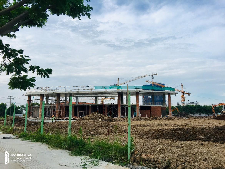 Tiến độ dự án căn hô Eco Green Sài Gòn Tháng 23-11/2018