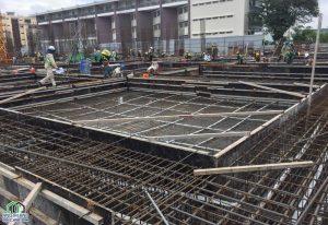 Tiến độ dự án căn hộ cao cấp Kingdom 101 Tô Hiến Thành 16/08/2018